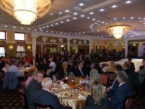 Peste 300 de întreprinzători au fost premiaţi în Topul Firmelor Private din judeţul Suceava