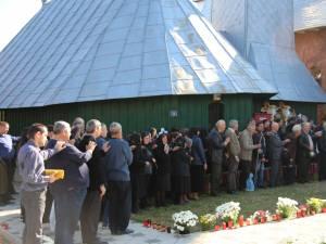 Zi de doliu și tristețe la Lămășeni