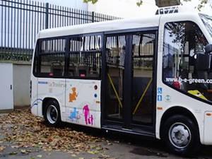 Municipalitatea suceveană intenţionează să doteze parcul auto al societăţii de transport public local, TPL, cu câteva microbuze electrice