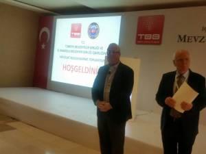 Alexandru Rădulescu a participat la  sesiunea Uniunii Municipalităților din Anatolia Centrală