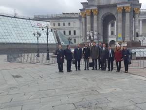 Virginel Iordache a făcut parte din delegaţia care a discutat cu autorităţile din Ucraina pentru păstrarea învățamântului în limba română