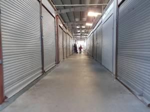 Bazarul Sucevei, inchis in urma unui control al Politiei Economice