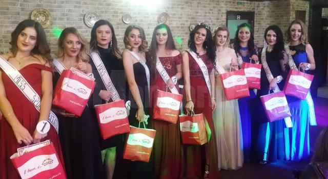 Şcoala Postliceală Sanitară Suceava şi-a desemnat Miss Boboc 2017