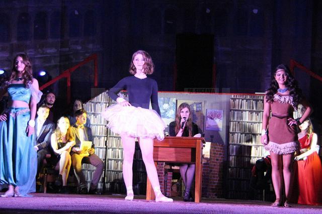 """""""Poveste fără sfârşit"""" la Balul Bobocilor de la Colegiul Naţional """"Ștefan cel Mare"""""""