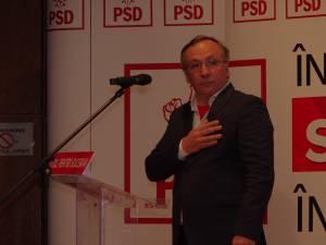Dan Ioan Cușnir a fost ales președinte al Organizației Municipale Suceava a PSD