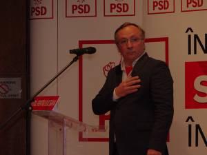 Dan Ioan Cuşnir este noul preşedinte ales al Organizaţiei Municipale Suceava a PSD