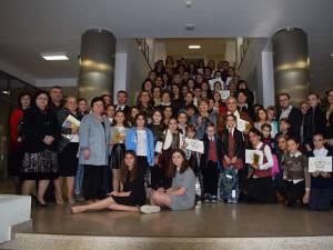 """Festivitatea de premiere a proiectelor """"Dialogul proiectelor educative"""", la Muzeul Bucovinei"""