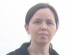 Maria Gavril, soţia preotului Petru Gavril
