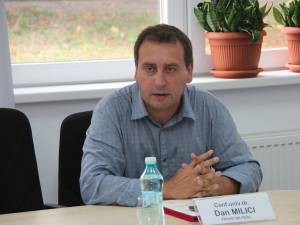 Dan Laurenţiu Milici, prodecan: Îi aşteptam și pe elevii de liceu să participe