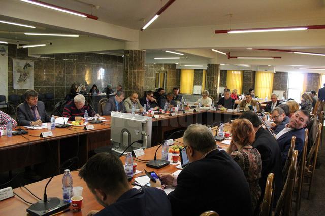 Consiliul Local Suceava se va întruni luna viitoare de Ziua Bucovinei, într-o ședință festivă