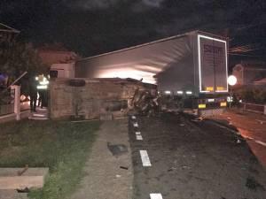 Accident cu doi morți, petrecut la începutul acestei luni la Brăiești - Cornu Luncii