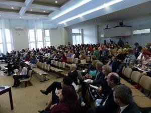 Datele au fost prezentate la reuniunea directorilor şcolari din judeţul Suceava