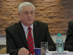 Gheorghe Lazăr a prezentat raportul pe anul 2016 - 2017