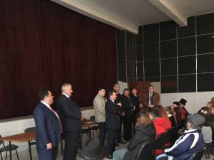 Liderii PSD îl susțin pe candidatul PSD pentru dezvoltarea comunei