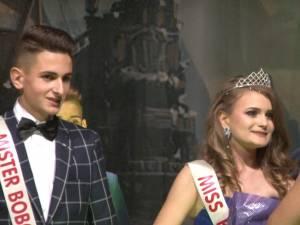 Miss si Mister Boboc au fost aleşi Bianca Cazac și Valentin Silitra