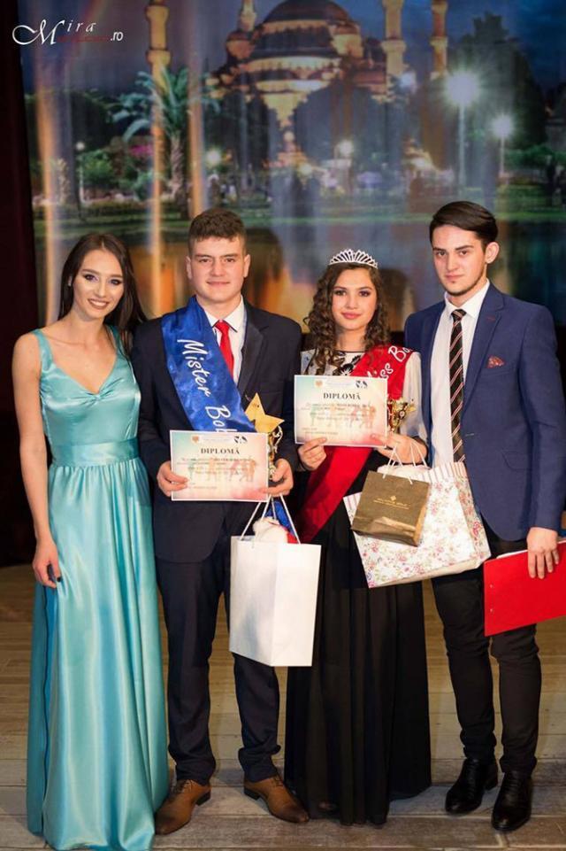 """""""Miss Cadână"""" şi """"Mister Sultan"""", Magda Cojocaru şi Ştefan Ungureanu. Foto: MIRA studio"""