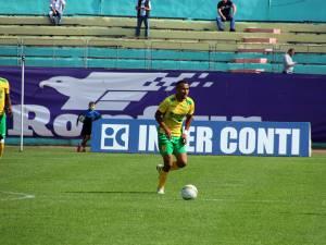 Charles Acolatse a fost convocat în premieră la echipa naţională a statului Togo