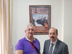 Primarul Ion Lungu a pus bazele unui parteneriat între Suceava și Bethlehem