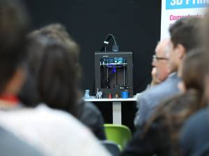 Proiectul își propune să creeze noua generație de specialiști în printarea 3D