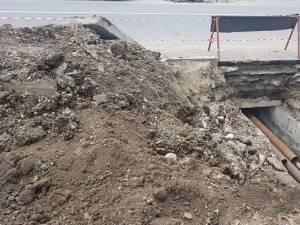 """37 scări de bloc și Şcoala Gimnazială """"Ion Creangă""""  nu au căldură în urma unei avarii pe termoficare"""