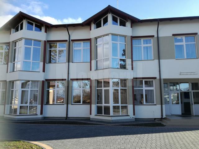 Noua școală din comuna Bilca