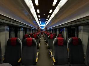 Vagonul CFR modern care va circula de luni în Suceava