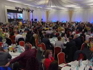 CCI Suceava a organizat o noua ediţie a Galei Excelenţei în afaceri - Topul Firmelor