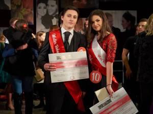 Miss Boboc - Ștefana Hurjui și Mister Boboc - Călin Andriuc
