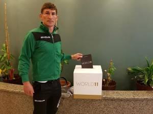 Daniel Bălan speră într-un nou rezultat pozitiv