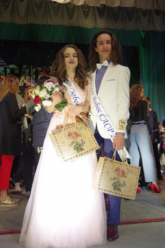 Miss și Mister Boboc 2017 au fost desemnați Alexandra Florea și Toma Ungureanu