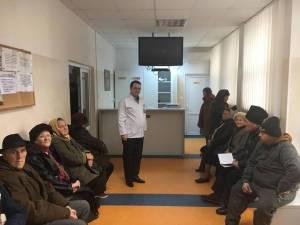 Dr. Claudiu Cobuz, coordonatorul ambulatorului de Diabet din cadrul Spitalului Județean Suceava