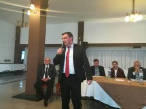 Emanuel Havrici este noul preşedinte al PSD Câmpulung Moldovenesc