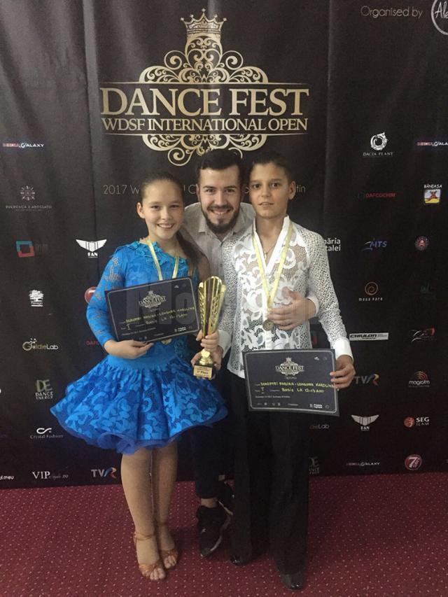 Campionatul Mondial Junior II Latino și WDSF Dance Fest