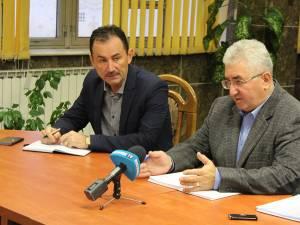 Primarul Ion Lungu  vrea ca din primăvară să reia investițiile care se sistează acum, cu un ritm mai alert, dacă se achită restanțele către constructori