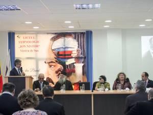 Comemorarea a 55 de ani de la trecerea la cele veșnice a istoricului și omului politic Ion Nistor