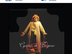 """Spectacol de teatru """"Cyrano de Bergerac, poate…"""", astăzi, la USV"""