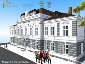 Muzeul lemnului din Câmpulung Moldovenesc