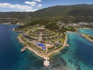 De anul viitor, sucevenii vor avea zboruri directe către Bodrum, în Turcia. Foto: www.hotels