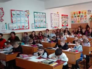 Activităţi la clasă