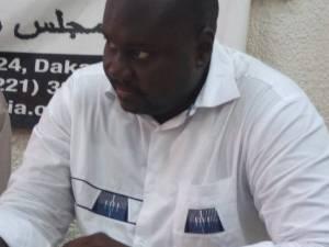 Profesorul Mamadou Dramé