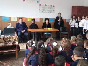 """Proiect educativ ,,Stop Violenţei"""", la Şcoala Gimnazială Vama"""