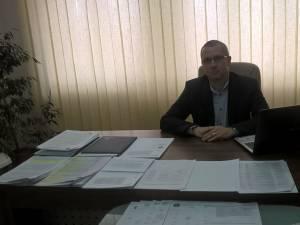 Directorul Agenţiei Judeţene pentru Plăţi şi Inspecţie Socială Suceava, Dan Ionuţ Adomniţei