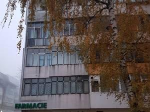Blocul din centrul Sucevei unde s-au înregistrat pierderi de apă de aproape 3.000 de mc
