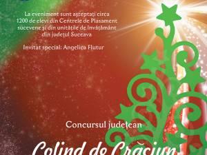 """Concursul """"Colind de Crăciun"""", ediţia a VII-a, la Shopping City Suceava"""