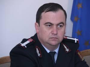 Prim-adjunctul ISU Suceava, col. Costică Ghiață