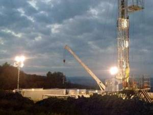 La Baineţ a fost descoperit un important zăcământ de gaze naturale
