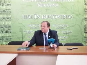 Flutur a anunţat ca Vatra Dornei are depuse proiecte de peste 11 milioane de euro