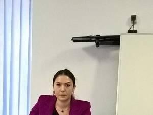 Bianca Bighiu, purtător de cuvânt DSP