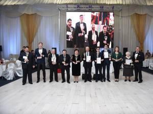 """Laureaţii Galei """"Top 10 Suceveni"""", ediţia a V-a"""