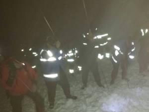 Salvamont va organiza o nouă acţiune de căutare a celei de-a treia victime din accidentul din Munţii Călimani